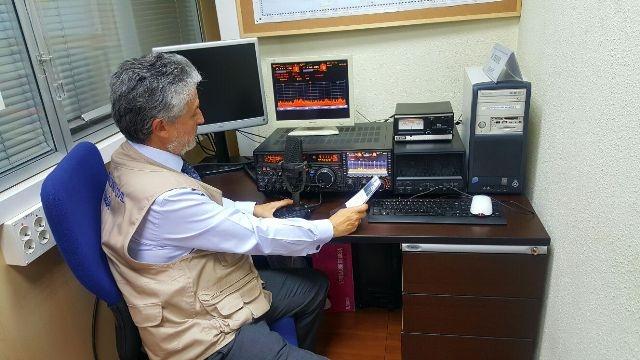 Servicio de emergencia civil de radioaficionado